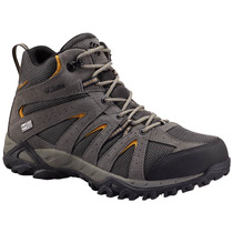 Botas Columbia Grand Canyon Mid Wp Impermeables - Trekking