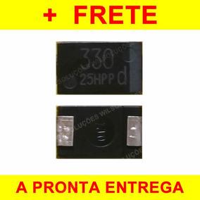 4x Capacitor Smd Tântalo 330uf 2.5v - Substituição Nec/tokin