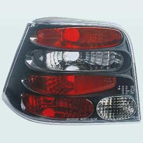 Lanterna Traseira Cristal Do Vw Golf 1999-2006