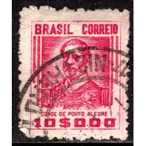 Brasil 423 Netinha Conde De Porto Alegra Fil. P Com Traços U
