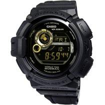 Relógio Casio G-shock G-9300gb Mudman Solar Bússola Wr200 Mt