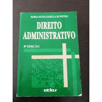 Direito Administrativo Maria Sylvia Zanella 8 Edição
