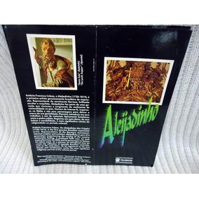 Folder Telebrás P/ 3 Cartões : Aleijadinho - Leia Abaixo!