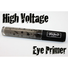 Primer P Sombra Kat Von D High Voltage Cinza Smoky Sephora