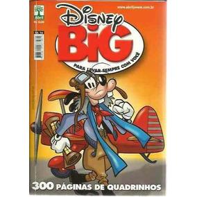Hq-disney Big:para Levar Sempre Com Você-ed.16 Pateta,mickey
