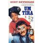 Vhs - Um Tira E Meio - Burt Reynolds, Ray Sharkey - Dublado