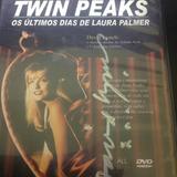 Twin Peaks Os Últimos Dias De Laura Palmer Autografado Lynch