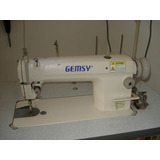 Maquina De Costura Reta Gemsy-gem-8500 Perfeita Goiânia