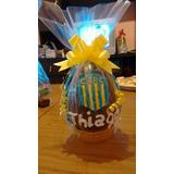 Huevos De Pascua Con Escudo Y Nombre .