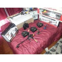 Remato Jobby 5 Elicopteros. V911,v913,v922,kds 450qs .y A580