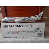 Avion Boeing 787-9 Aeromexico Quetzalcoatl En Escala 1:200