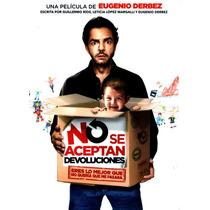 Dvd No Se Aceptan Devoluciones (2013) - Eugenio Derbez