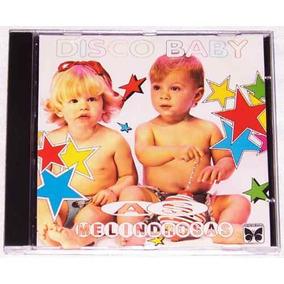 Cd As Melindrosas - Disco Baby - Raríssimo - Novo