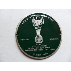 M151 Lambretta Copa Do Mundo Seleção Brasileira 1958.