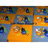 Lembrancinhas Nemo E Dory De Biscuit