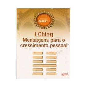 Revista Coleção Caras Zen I Ching Mensagens Para O Crescimen
