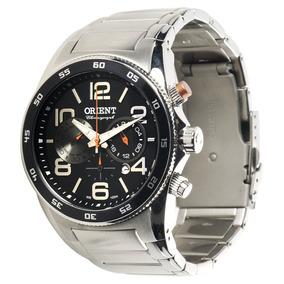 820db8b22a6 Relógio Orient Mbssc079 Masculino Original Mostrador Preto. R  737