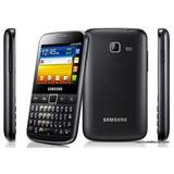 Celular Galaxy Y Pro B5510 Novo Nacional!nf+fone+cabo+2gb+ga