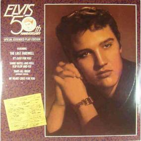 Elvis Presley Lp Importado 10 Polegadas The Last Farewell 84