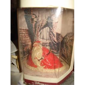 Extraño Mundo De Jack / Santaclos Porcelana 5 Cms Altura