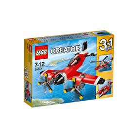 Lego 31047 Creator Avião 3 Em 1, Novo, Pronta Entrega
