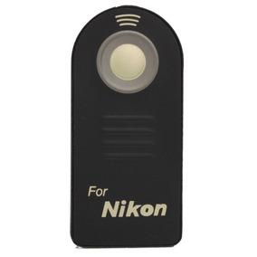 Controle Disparador Remoto Sem Fio Para Nikon Ml-l3