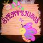 Combo Fiesta Mariposa En Foami Cotillones Bienvenidos