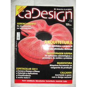 Cadesign Nº 108 - Desenho,projeto,arquitetura,mecânica