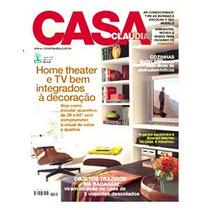 Revistas Casa Claudia 10 Exemplares R$10,00