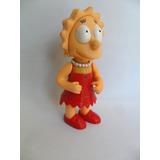 Lisa Simpson Da Série De Desenho Animado Os Simpsons