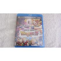 Dragon Ball Z La Batalla De Los Dioses En Bluray Mas Dvd Vv4