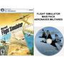 Flight Simulator X Deluxe + Pack Aeronaves Militares