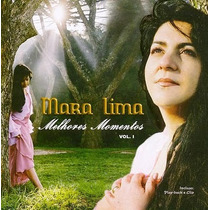 Cd Mara Lima - Melhores Momentos 1 / Bônus Playback