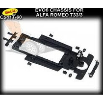 Chasis Alfa Romeo 33t 1/32 Slot It Cs11t