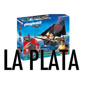 Barco Pirata Rc Playmobil 5239 Radio Control Remoto La Plata