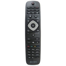 Controle Remoto Tv Led Philips Led Sky7413 Sky-7413