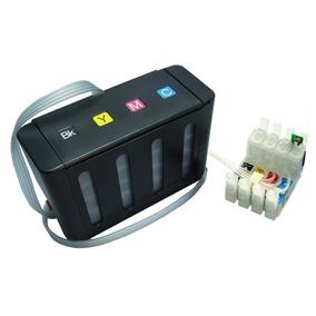Sistema Tinta Continua Epson T22 Tx120 Tx130 E Instalacion