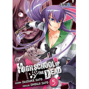 High School Of The Dead Precio Por Cada Tomo Ivrea