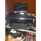 Impresora Espson Worforce 30 Con Tintas De Sublimacion