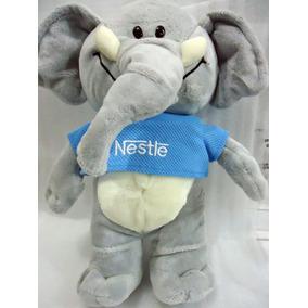 Turminha Animal - Filhotes Nestlé - Elefante 30 Cm