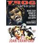 Dvd Trog - O Monstro Da Caverna - Joan Crawford - Dublado