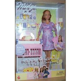 Barbie Gravida Happy Family * Muito Rara