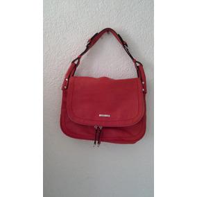 Bolsa Bolso Bolsas Mochilas David Jones Color Rojo