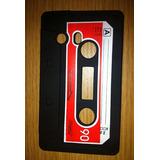 Capa Case Retrô Fita K7 90min Para Samsung Galaxy Y S5360