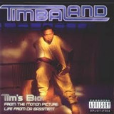 Cd Timbaland Tim