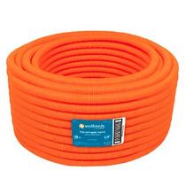 Tubo Corrugado Flexible Voltech Manguera Rollo 45019