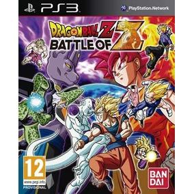 Dragon Ball Battle Of Z Ps3 Nuevo Fisico Xstation