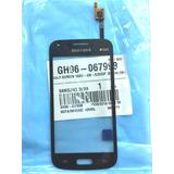 Tela Touch G3502 Samsung Galaxy Core Plus Trend 3 Grafite