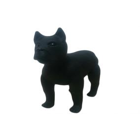 Manequim De Cachorro Bulldog Frances Pet Shop Loja Acessório