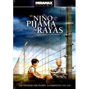 Dvd Niño Con El Pijama De Rayas (the Boy In The Striped Piya